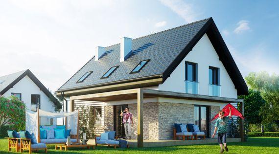 Domy jednorodzinne już w sprzedaży